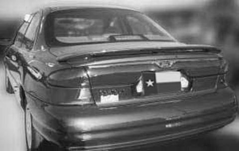 Rear Spoilers - Ford Contour Factory Post Lighted Spoiler (1998-2001)