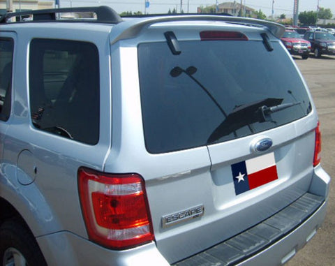 Ford Escape Custom Roof No Light Spoiler (2008-2012) - DAR Spoilers