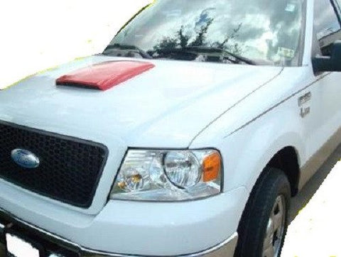 Ford F-150 Custom Hood Scoop (2008-2012) - DAR Spoilers