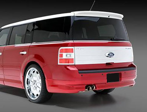 Ford Flex Factory Roof No Light Spoiler (2009 and UP) - DAR Spoilers