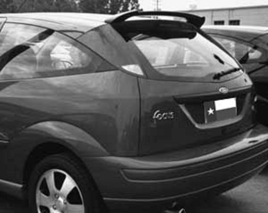 Ford focus zx3 zx5 factory roof no light spoiler 2000 2007