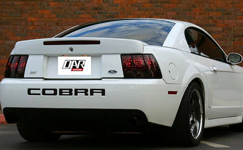 "Rear Spoilers - Ford Mustang ""Cobra Style"" Custom Flush W/Cutout Spoiler (1999-2004)"
