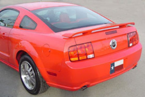 Ford Mustang Factory Post No Light Spoiler (2005-2009) - DAR Spoilers