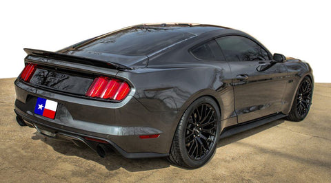 Ford Mustang Trax Pax Factory Lip No Light Spoiler 2015 And Up