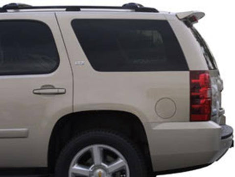 GMC Yukon Custom Roof No Light Spoiler (2007-2013) - DAR Spoilers