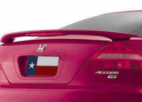 Honda Accord 2-Dr Factory Post Lighted Spoiler (2003-2005) - DAR Spoilers