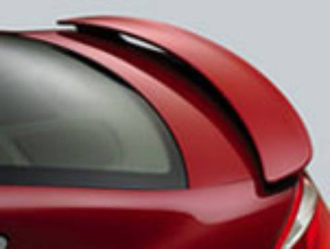 Rear Spoilers - Honda Accord 2-Dr Factory Post Lighted Spoiler (2008-2012)