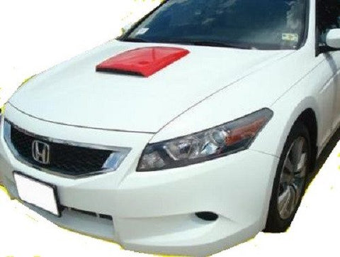 Honda Accord 4 Dr Custom Hood Scoop (2008-2012) - DAR Spoilers