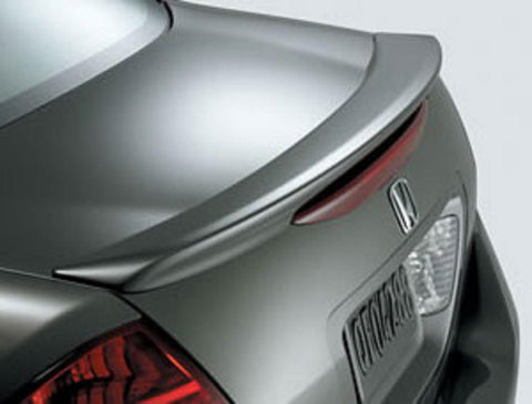 Rear Spoilers - Honda Accord 4 Dr Factory Lip No Light Spoiler (2006-2007)