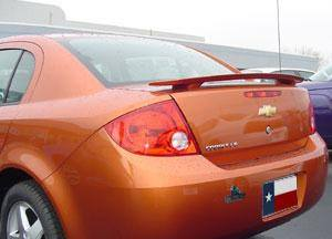 Hyundai Accent 4Dr Custom Post No Light Spoiler (2012 and UP) - DAR Spoilers