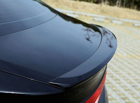 Hyundai Azera Factory Lip No Light Spoiler (2013 and UP) - DAR Spoilers