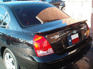 Hyundai Elantra Sedan Factory 3Post Lighted Spoiler (2004-2006) - DAR Spoilers