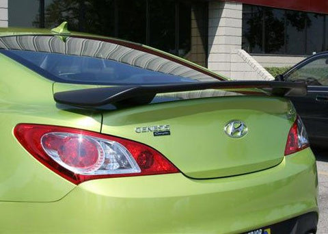 Hyundai Genesis Coupe Factory Post Lighted Spoiler (2010 and UP) - DAR Spoilers