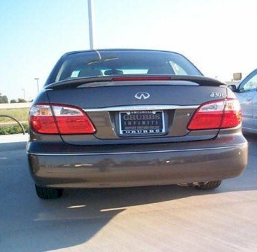 Hyundai Sonata Custom Post Lighted Spoiler (2006-2010) - DAR Spoilers
