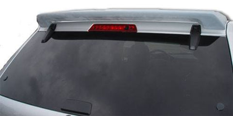 Jeep Grand Cherokee Custom Roof No Light Spoiler (2005-2010) - DAR Spoilers