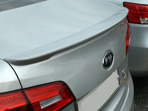 Kia Cadenza Factory Lip No Light Spoiler (2014-2017) - DAR Spoilers