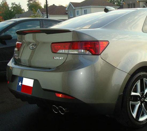 Kia Forte Koup-R Factory Flush Lighted Spoiler (2010-2013) - DAR Spoilers