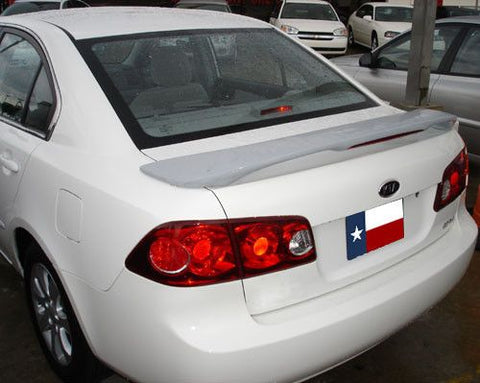Kia Optima Custom Post Lighted Spoiler (2006.5-2010) - DAR Spoilers