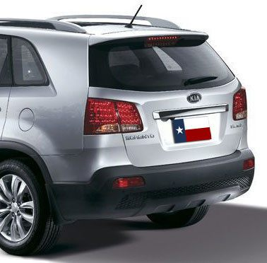 Kia Sorento Factory Roof No Light Spoiler (2011 -2013) - DAR Spoilers