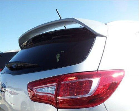 Kia Sportage Factory Roof No Light Spoiler (2011 and UP) - DAR Spoilers
