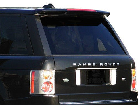 Land Rover Range Rover Full-Size (Not Sport) Custom Roof No Light Spoiler (2005-2012) - DAR Spoilers