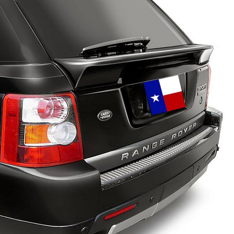 Land Rover Range Rover Sport (Under Window) Custom Flush No Light Spoiler (2005-2013) - DAR Spoilers