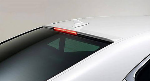 Lexus LS460 Custom Window No Light Spoiler (2007 and UP) - DAR Spoilers
