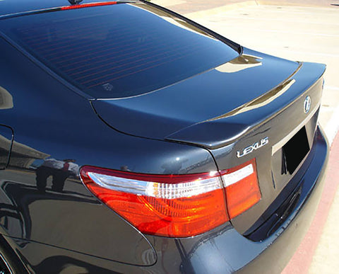 Lexus Ls460 (Large) Custom Lip No Light Spoiler (2007-2012) - DAR Spoilers