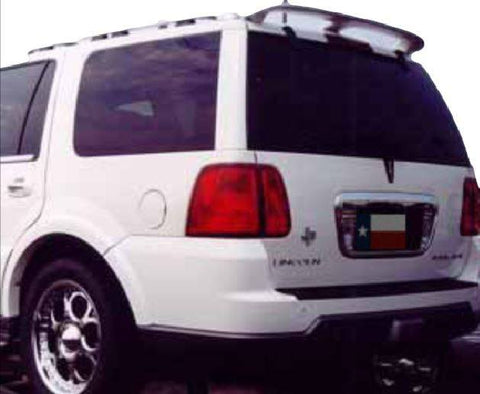 Lincoln Navigator Custom Roof No Light Spoiler (1997-2001) - DAR Spoilers