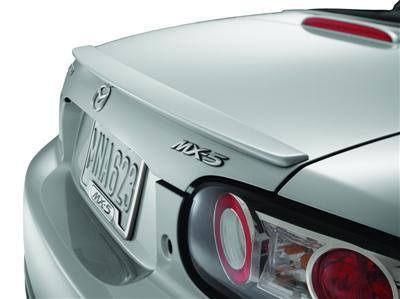 Mazda Miata MX-5 (Not Hardtop Convert) Factory Lip No Light Spoiler (2006-2015) - DAR Spoilers
