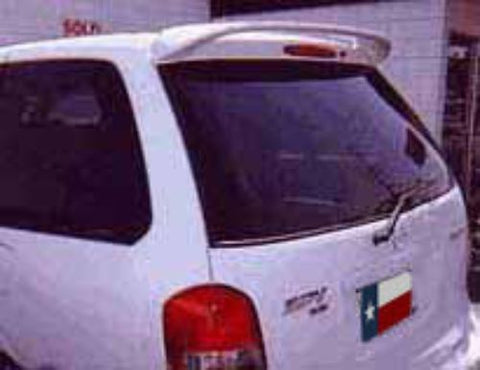 Mazda MPV Factory Roof No Light Spoiler (2000-2005) - DAR Spoilers