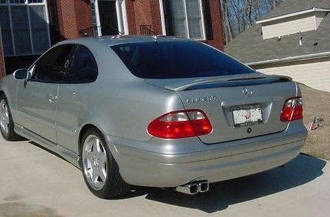 Mercedes CLK Custom Post Lighted Spoiler (1999-2001) - DAR Spoilers