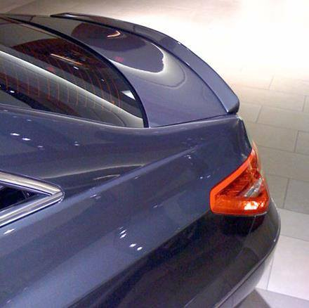 Mercedes E-Class Coupe Custom Lip No Light Spoiler (2010-2016) - DAR Spoilers