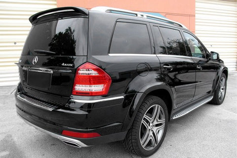 Mercedes GL Custom Roof No Light Spoiler (2007-2012) - DAR Spoilers