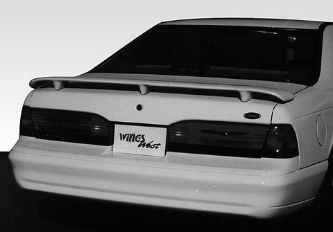Mercury Cougar Factory Post Lighted Spoiler (1989-1998) - DAR Spoilers