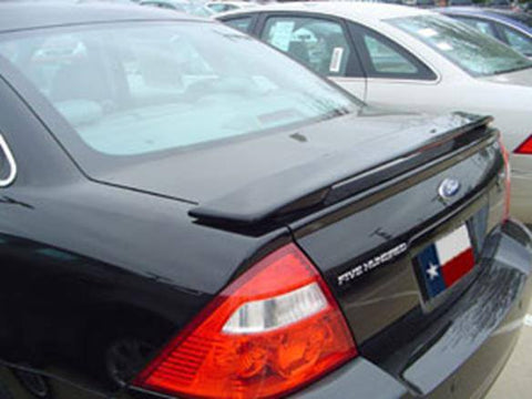 Rear Spoilers - Mercury Sable Custom Post Lighted Spoiler (2008-2009)