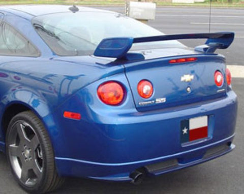 Rear Spoilers - Mitsubishi Eclipse Coupe SS Custom Post No Light Spoiler (2006 And UP)