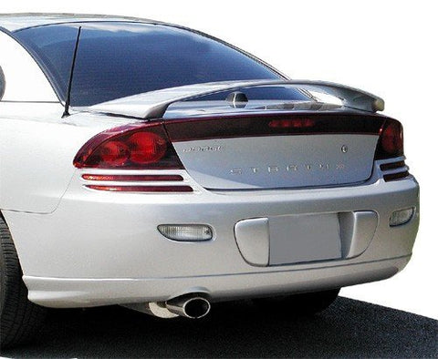 Mitsubishi Eclipse Factory Post No Light Spoiler (2000-2005) - DAR Spoilers