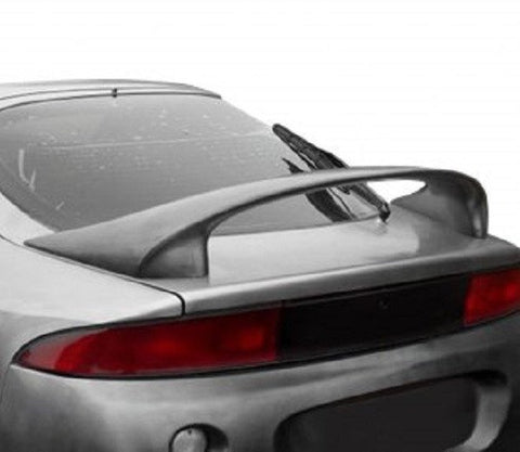 Rear Spoilers - Mitsubishi Eclipse Turbo Custom Post No Light Spoiler (2000-2005)