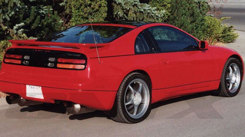 Nissan 300Zx Factory Post No Light Spoiler (1990-1997) - DAR Spoilers