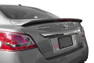 Rear Spoilers - Nissan Altima 4-Dr Factory Flush Lighted Spoiler (2013-2015)