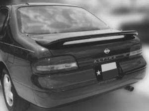 Rear Spoilers - Nissan Altima Factory Post Lighted Spoiler (1993-1997)