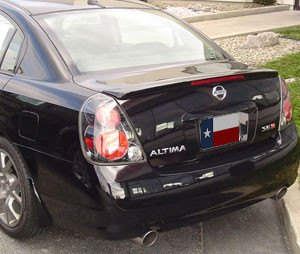 Nissan Altima Se-R Factory Flush Lighted Spoiler (2002-2006) - DAR Spoilers