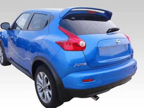 Nissan Juke Factory Roof No Light Spoiler (2011 and UP) - DAR Spoilers