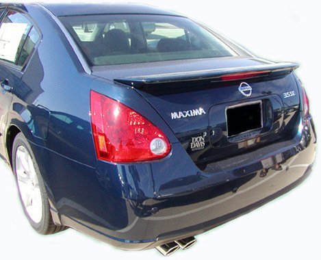 Nissan Maxima Custom Post Lighted Spoiler (2004-2008) - DAR Spoilers