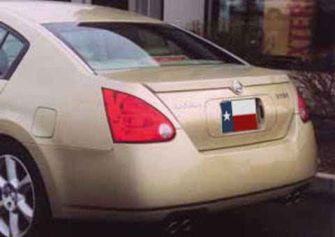 Rear Spoilers - Nissan Maxima Factory Lip No Light Spoiler (2004-2008)