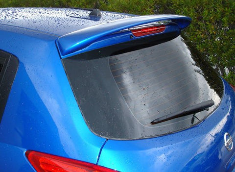 Nissan Versa HB Custom Post No Light Spoiler (2006-2013) - DAR Spoilers