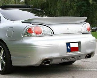 Pontiac Grand Prix (Large) Custom Flush No Light Spoiler (1997-2003) - DAR Spoilers