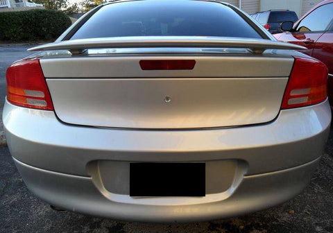 Rear Spoilers - Pontiac Solstice Custom Post No Light Spoiler (2006-2010)