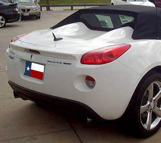 Rear Spoilers - Pontiac Solstice Factory Lip No Light Spoiler (2006-2010)